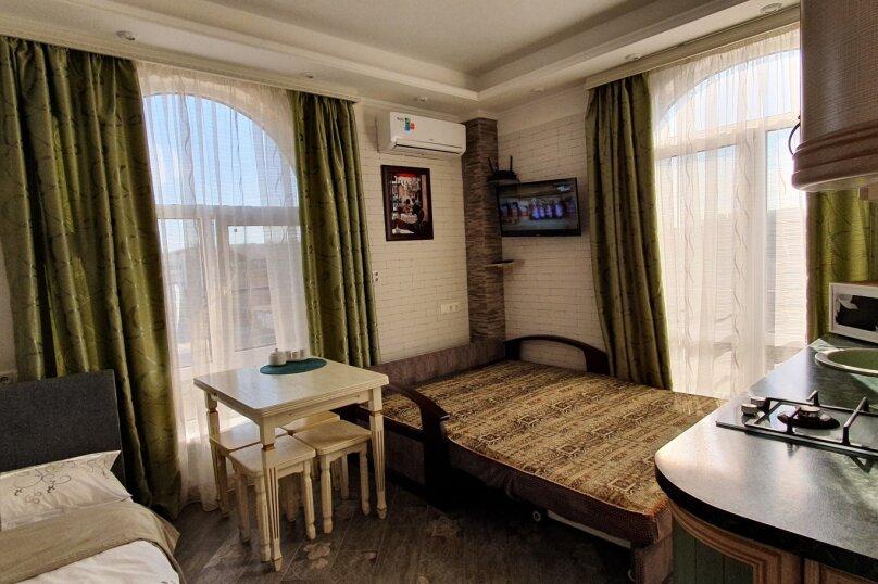 1-комн. квартира, 26 кв.м. на 3 человека, Ружейная улица, 21, Адлер - Фотография 2