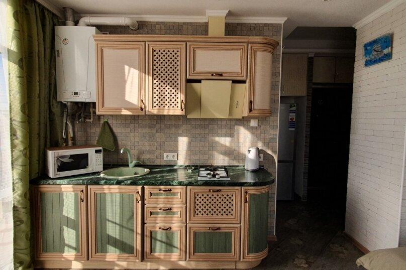 1-комн. квартира, 26 кв.м. на 3 человека, Ружейная улица, 21, Адлер - Фотография 4