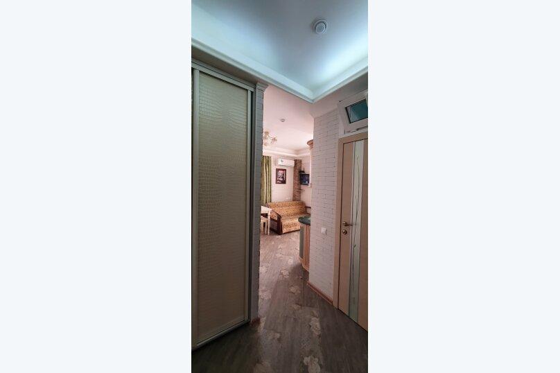 1-комн. квартира, 26 кв.м. на 3 человека, Ружейная улица, 21, Адлер - Фотография 8