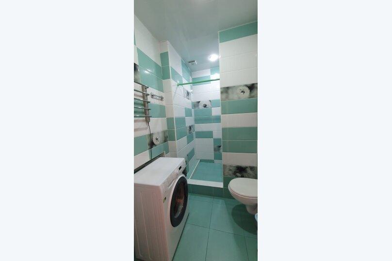 1-комн. квартира, 26 кв.м. на 3 человека, Ружейная улица, 21, Адлер - Фотография 16