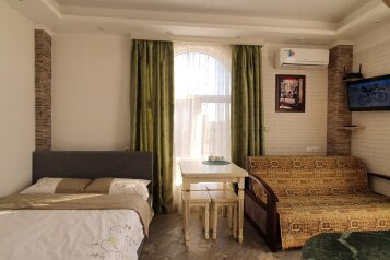 1-комн. квартира, 26 кв.м. на 3 человека, Ружейная улица, 21, Адлер - Фотография 1