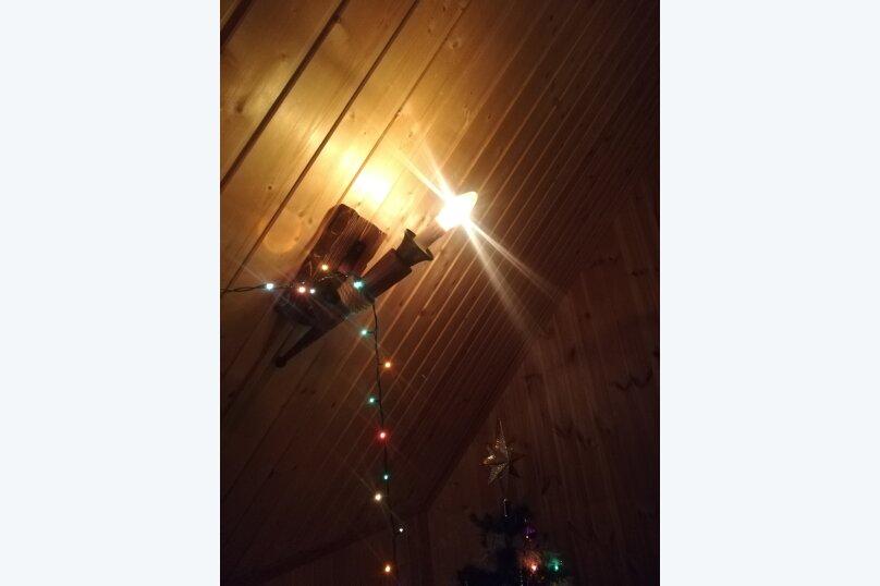 """Загородный дом """"Новогодняя избушка"""", 140 кв.м. на 8 человек, 4 спальни, деревня Барканово, 17-А, Сергиев Посад - Фотография 6"""