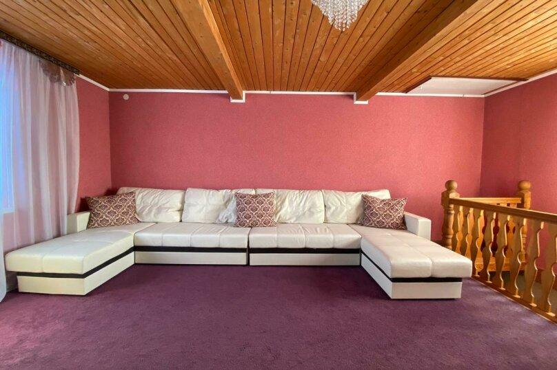 Гостевой дом с баней в 8км до горнолыжного курорта , 110 кв.м. на 8 человек, 2 спальни, Урицкого, 120, Шерегеш - Фотография 5