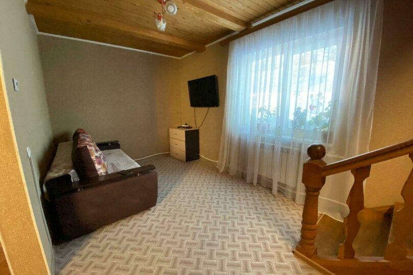 Гостевой дом с баней в 8км до горнолыжного курорта , 110 кв.м. на 8 человек, 2 спальни, Урицкого, 120, Шерегеш - Фотография 14