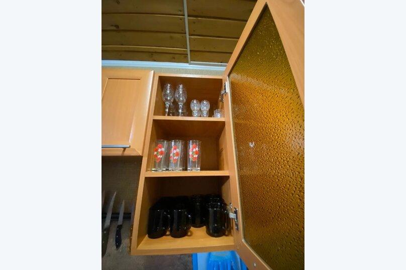 Гостевой дом с баней в 8км до горнолыжного курорта , 110 кв.м. на 8 человек, 2 спальни, Урицкого, 120, Шерегеш - Фотография 24