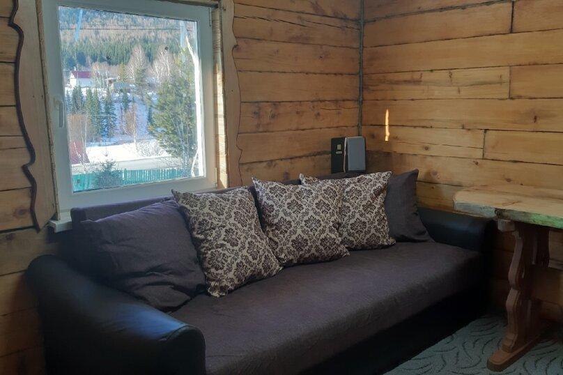 Гостевой дом с баней в 8км до горнолыжного курорта , 110 кв.м. на 8 человек, 2 спальни, Урицкого, 120, Шерегеш - Фотография 36