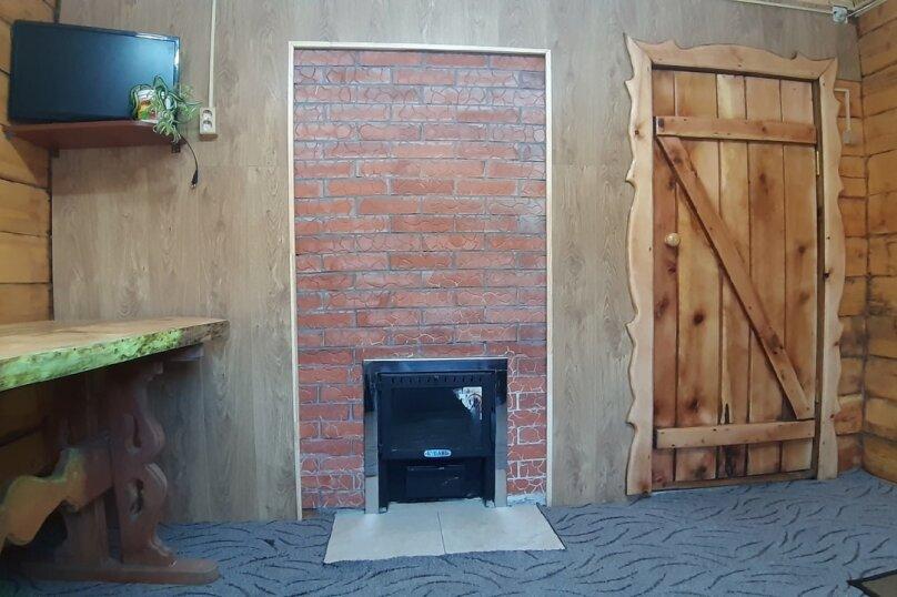 Гостевой дом с баней в 8км до горнолыжного курорта , 110 кв.м. на 8 человек, 2 спальни, Урицкого, 120, Шерегеш - Фотография 38
