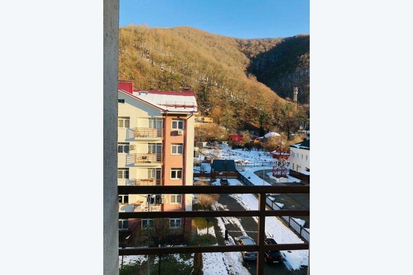 2-комн. квартира, 65 кв.м. на 7 человек, Эстонская улица, 37к2, Эстосадок, Красная Поляна - Фотография 9
