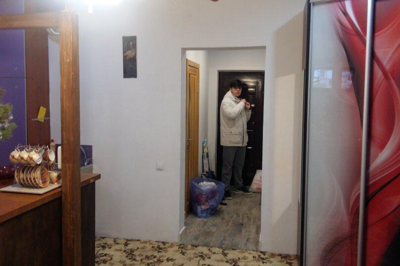 1-комн. квартира, 35 кв.м. на 4 человека, Рубежный проезд, 28, Севастополь - Фотография 18