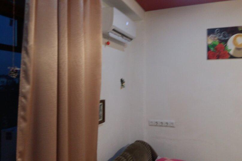 1-комн. квартира, 35 кв.м. на 4 человека, Рубежный проезд, 28, Севастополь - Фотография 23