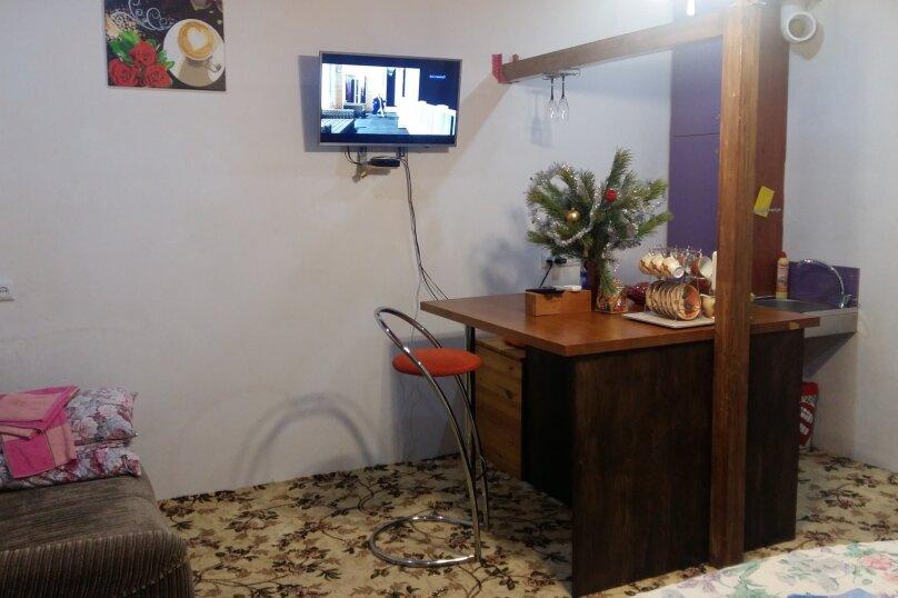 1-комн. квартира, 35 кв.м. на 4 человека, Рубежный проезд, 28, Севастополь - Фотография 25