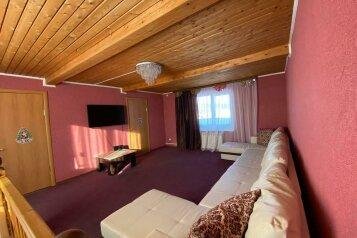 Гостевой дом с баней в 8км до горнолыжного курорта , 110 кв.м. на 8 человек, 2 спальни, Урицкого, 120, Шерегеш - Фотография 1