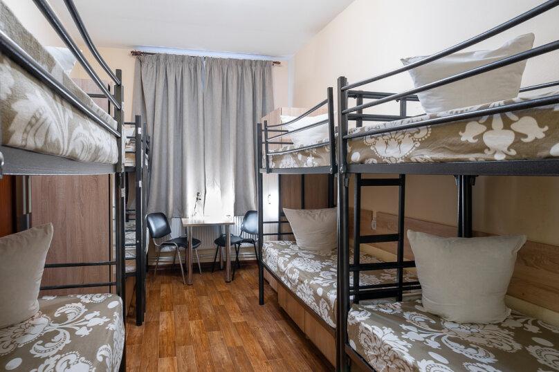 Место в 8-ми местном номере, Ижорская улица, 13А, Москва - Фотография 1