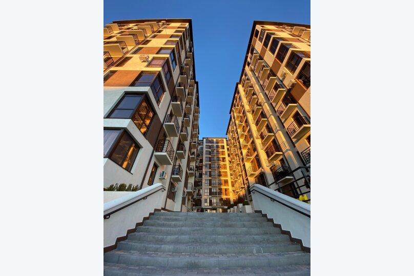 1-комн. квартира, 25 кв.м. на 2 человека, Нагорный тупик, 13Б, Адлер - Фотография 45