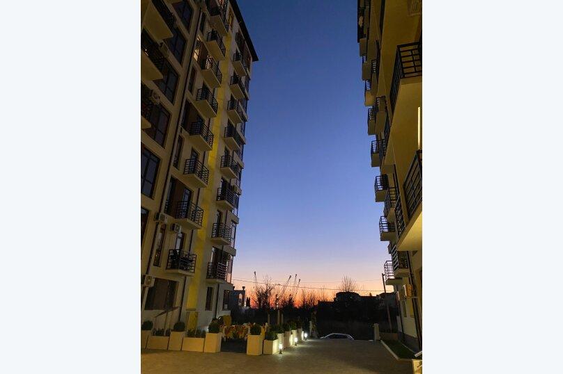 1-комн. квартира, 25 кв.м. на 2 человека, Нагорный тупик, 13Б, Адлер - Фотография 46