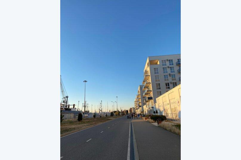 1-комн. квартира, 25 кв.м. на 2 человека, Нагорный тупик, 13Б, Адлер - Фотография 53
