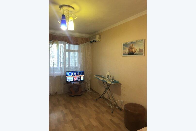 1-комн. квартира, 40 кв.м. на 4 человека, улица Подвойского, 36, Гурзуф - Фотография 4