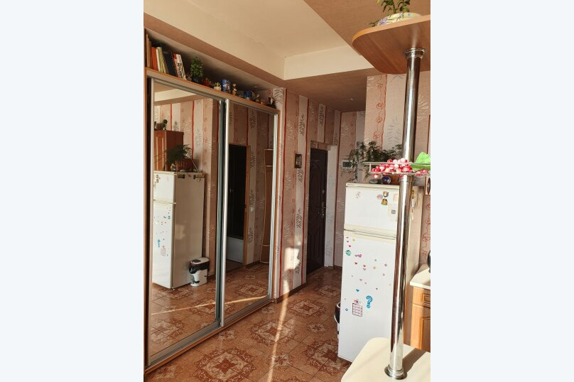 1-комн. квартира, 18 кв.м. на 2 человека, Маратовская улица, 20е, Гаспра - Фотография 11