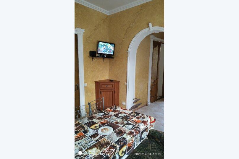 4-х ком дом со своим двориком 950м от моря , 110 кв.м. на 8 человек, 3 спальни, Гражданская , 11А, Евпатория - Фотография 17