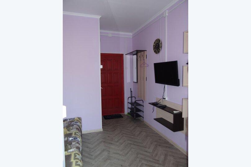 1-комн. квартира, 15 кв.м. на 2 человека, Апшеронская улица, 10Д, Кудепста, Сочи - Фотография 10