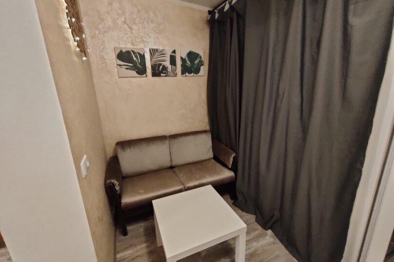 1-комн. квартира, 21 кв.м. на 5 человек, Качинское шоссе, 33Б, посёлок Орловка, Севастополь - Фотография 3