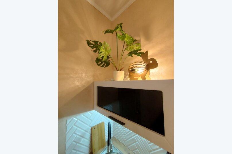 1-комн. квартира, 21 кв.м. на 5 человек, Качинское шоссе, 33Б, посёлок Орловка, Севастополь - Фотография 5