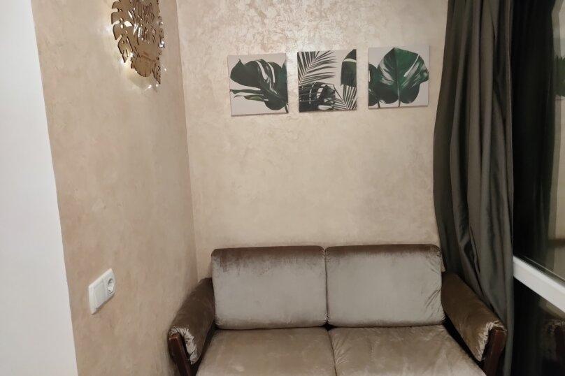 1-комн. квартира, 21 кв.м. на 5 человек, Качинское шоссе, 33Б, посёлок Орловка, Севастополь - Фотография 9