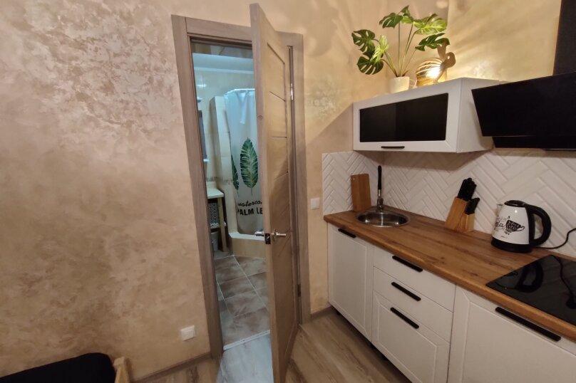 1-комн. квартира, 21 кв.м. на 5 человек, Качинское шоссе, 33Б, посёлок Орловка, Севастополь - Фотография 13