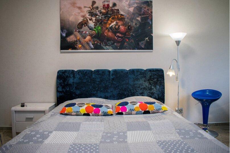 """Апарт-отель """"Jacuzzi LOFT ApartComplex Kaskad"""", улица Скрыганова, 4Б на 24 номера - Фотография 31"""