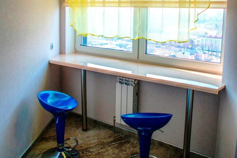 """Апарт-отель """"Jacuzzi LOFT ApartComplex Kaskad"""", улица Скрыганова, 4Б на 24 номера - Фотография 35"""