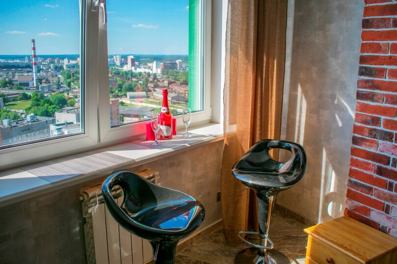 """Апарт-отель """"Jacuzzi LOFT ApartComplex Kaskad"""", улица Скрыганова, 4Б на 24 номера - Фотография 26"""