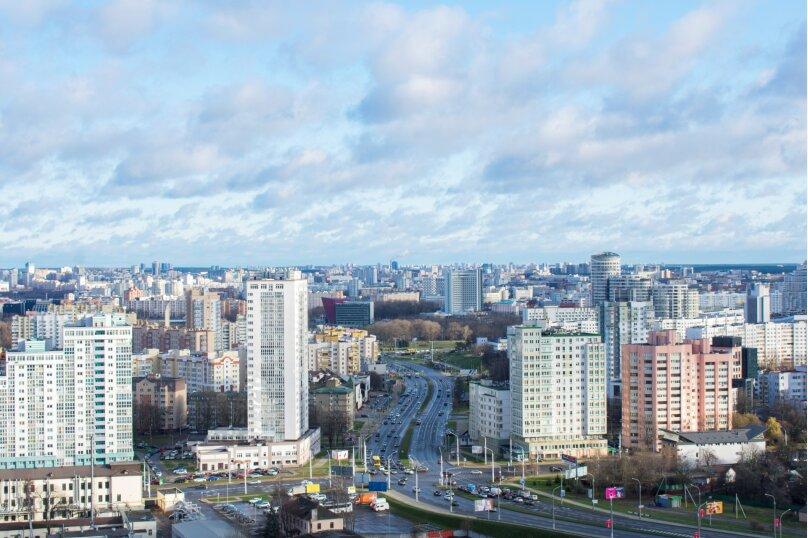 """Апарт-отель """"Jacuzzi LOFT ApartComplex Kaskad"""", улица Скрыганова, 4Б на 24 номера - Фотография 1"""