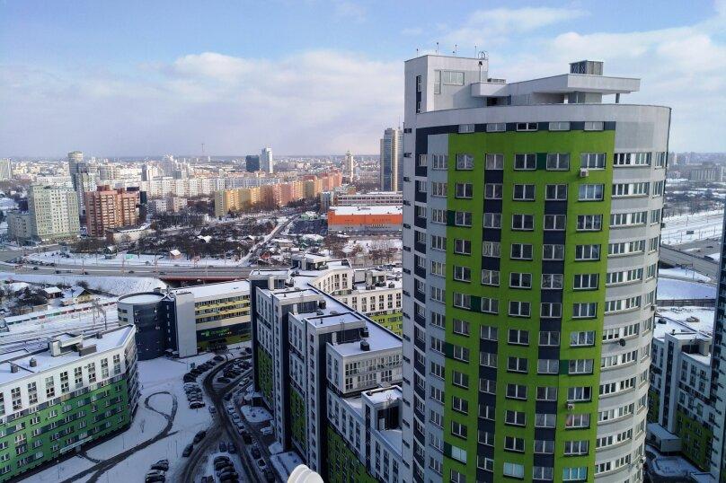 """Апарт-отель """"Jacuzzi LOFT ApartComplex Kaskad"""", улица Скрыганова, 4Б на 24 номера - Фотография 3"""