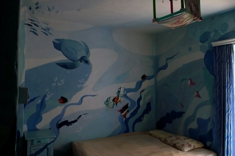 Дом, 40 кв.м. на 5 человек, 2 спальни, улица Ватутина, 86, село Песочное - Фотография 4