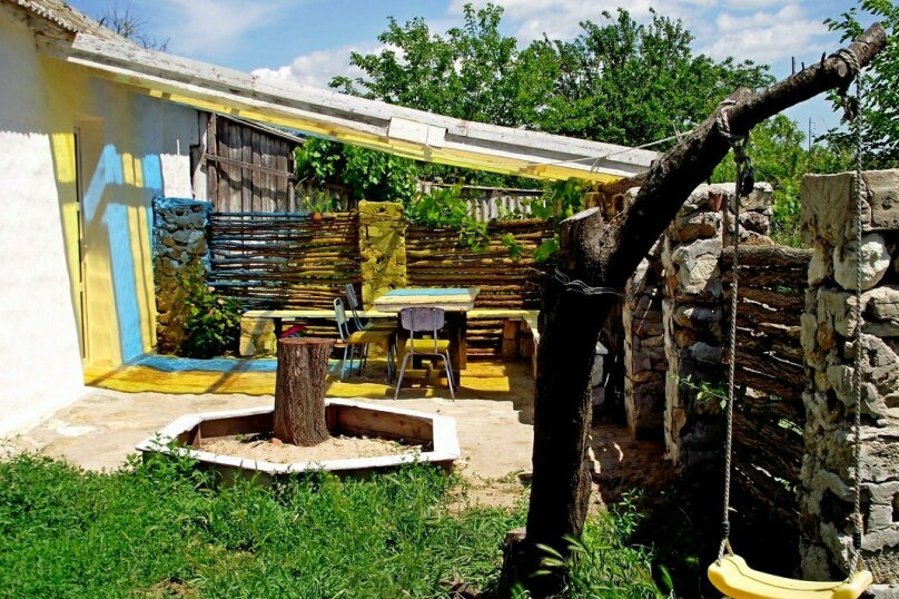 Дом, 40 кв.м. на 5 человек, 2 спальни, улица Ватутина, 86, село Песочное - Фотография 5