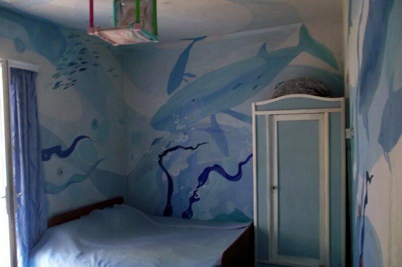 Дом, 40 кв.м. на 5 человек, 2 спальни, улица Ватутина, 86, село Песочное - Фотография 6