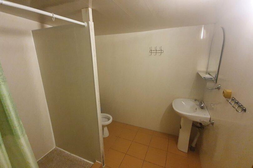 """Гостевой дом """"River hotel""""(Холодная речка), Багрипш, 1 на 16 комнат - Фотография 17"""