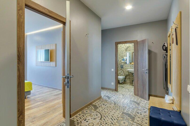 Отдельная комната, Туристическая улица, 4Гк4, Геленджик - Фотография 2
