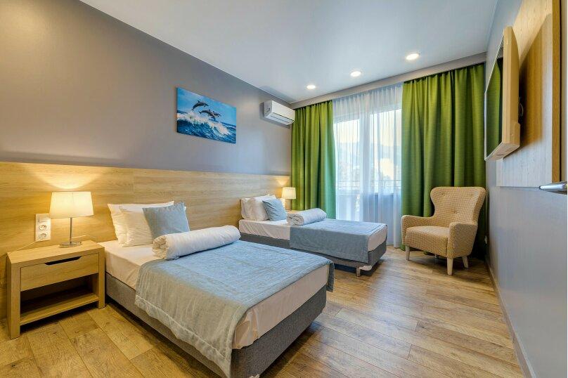 Отдельная комната, Туристическая улица, 4Гк4, Геленджик - Фотография 3