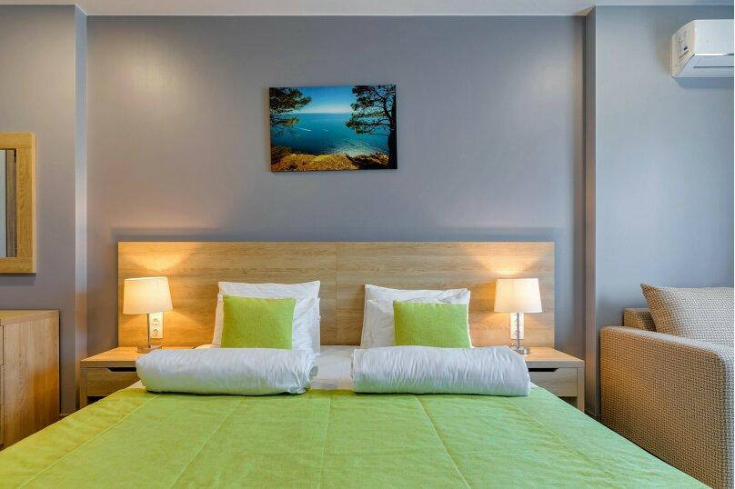 Отдельная комната, Туристическая улица, 4Гк4, Геленджик - Фотография 6