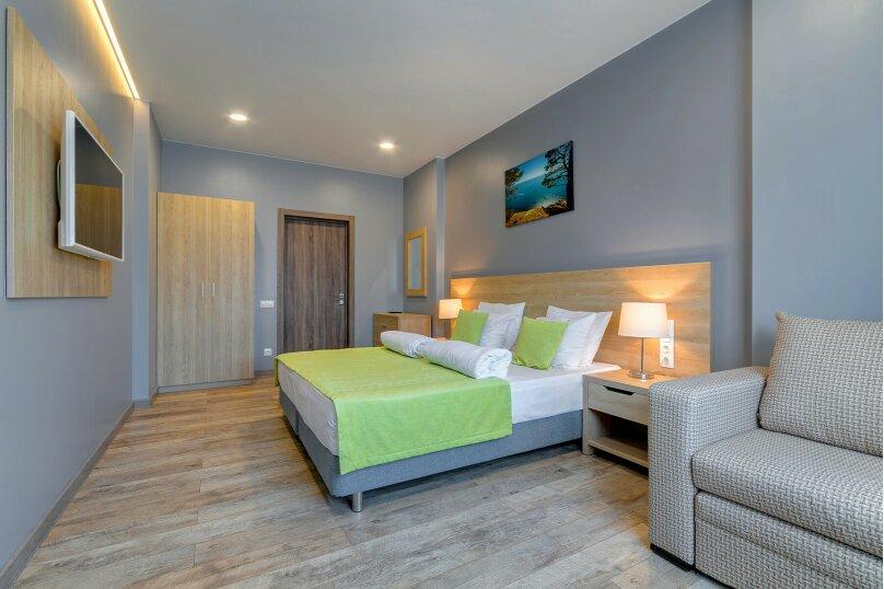 Отдельная комната, Туристическая улица, 4Гк4, Геленджик - Фотография 7