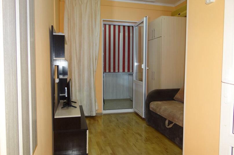 1-комн. квартира, 15 кв.м. на 2 человека, Апшеронская улица, 10Д, Кудепста, Сочи - Фотография 17