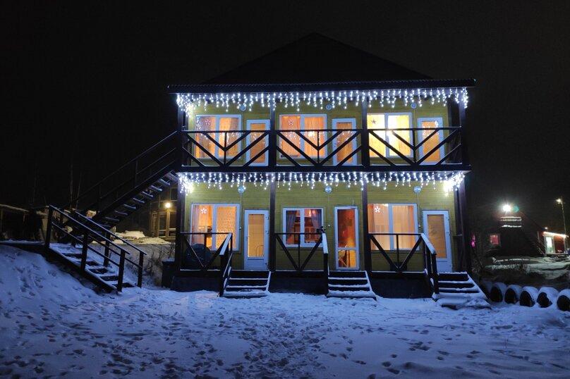 Дом, 185 кв.м. на 20 человек, 5 спален, Кончезеро, ул Совхозная , 5, Кондопога - Фотография 14