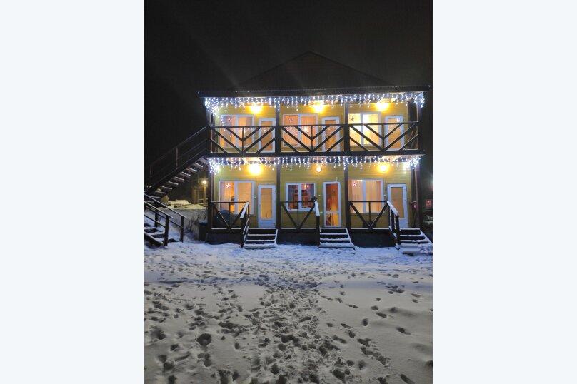 Дом, 185 кв.м. на 20 человек, 5 спален, Кончезеро, ул Совхозная , 5, Кондопога - Фотография 15