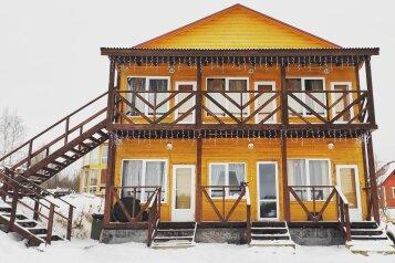 Дом, 185 кв.м. на 20 человек, 5 спален, Кончезеро, ул Совхозная , 5, Кондопога - Фотография 1