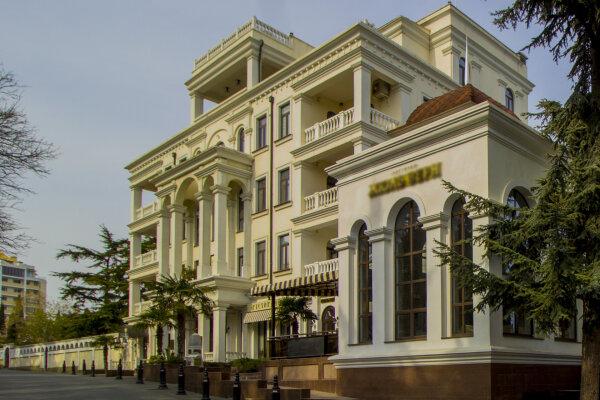 Апарт-отель Дача Штейнгольца, Парковая улица, 5 на 7 номеров - Фотография 1
