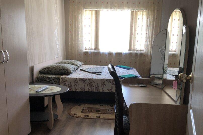 Трехместный номер, улица Агафонова, 96Б, Черноморское - Фотография 6