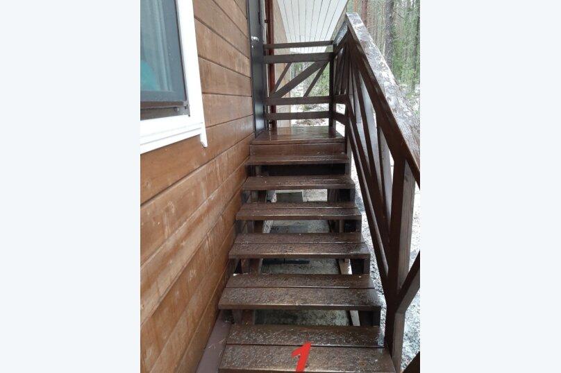 """Гостевой дом """"Pine Land"""", Суоярвская, 65 на 3 комнаты - Фотография 208"""