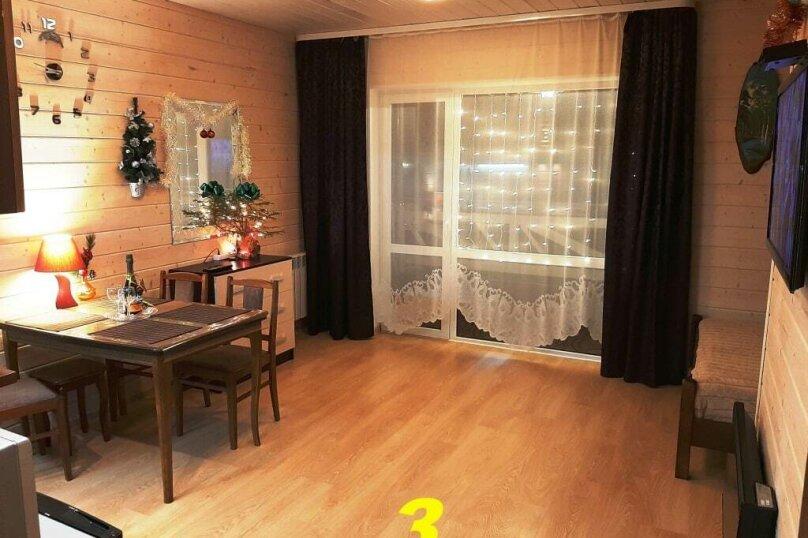 """Гостевой дом """"Pine Land"""", Суоярвская, 65 на 3 комнаты - Фотография 164"""