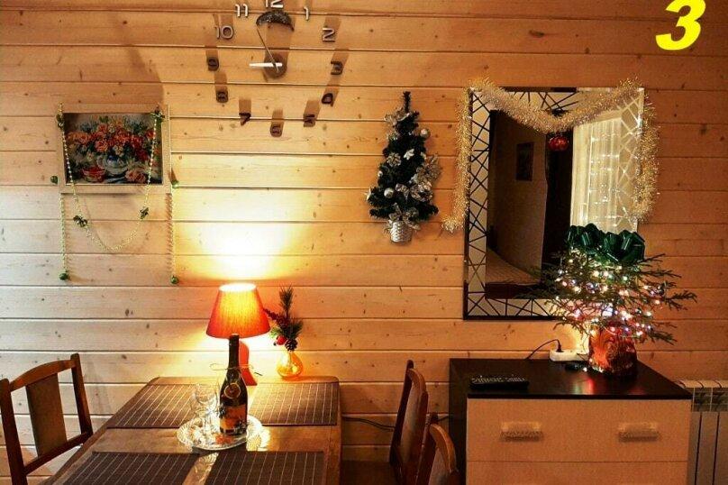 """Гостевой дом """"Pine Land"""", Суоярвская, 65 на 3 комнаты - Фотография 168"""